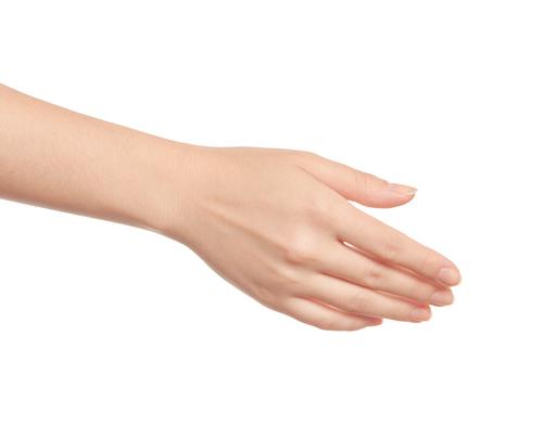 手を見れば年齢がバレる!! 手の...