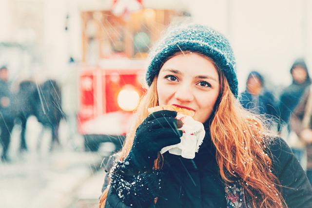冬太りを予防するために始めたい5つの習慣