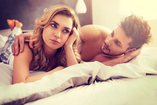 彼とのセックスがマンネリ化してきたときに試したいこと5つ