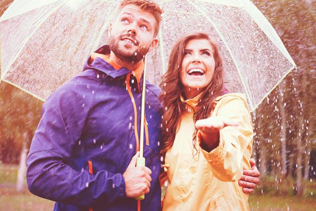 雨の日でも楽しめるデートアイディア5選