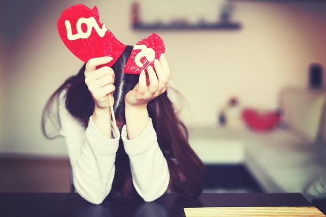 失恋から立ち直る、とっておきの4つのプロセス