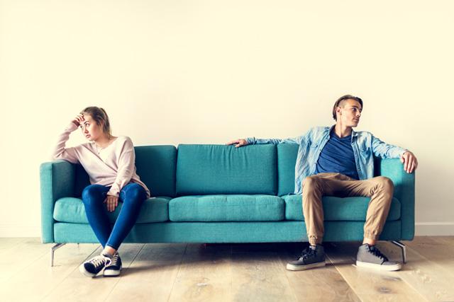 同棲時に直面しやすい問題5つ。どう解決する?