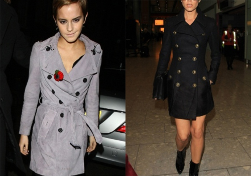 Emma Watson leaves the Harry Potter and the Deathly Hallows after party in London