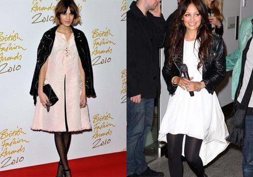 British Fashion Awards - Arrivals