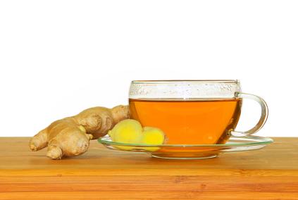 Tee Ingwer - tea ginger 08